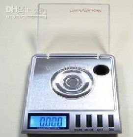 10pcs/lot 0.001 - 20g Digital Weighing Gem Jewelry Diamond Scale Free shipping<br>