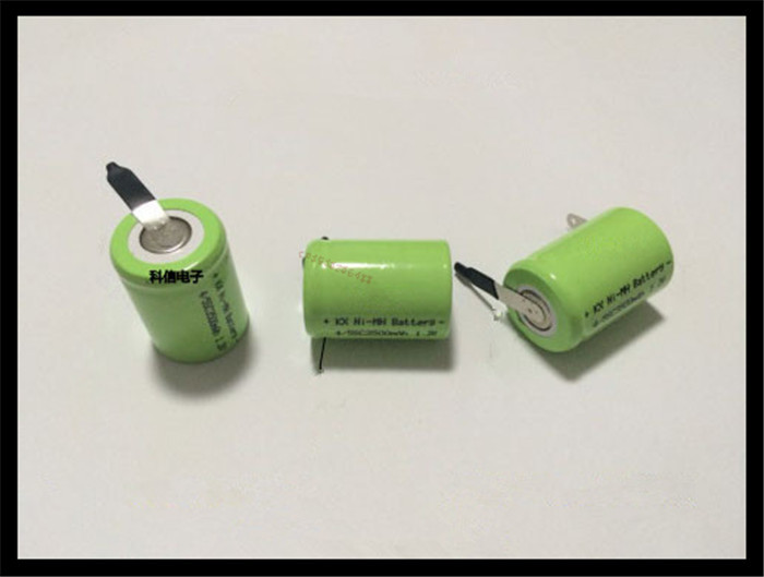 4 PCS/lot Original New 1.2V 4/5SC 3500mAh NI-MH Rechargeable batteries Power tools battery Free shipping(China (Mainland))