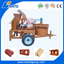 WT1-20M interlocking stabilized soil block making machine(China (Mainland))