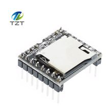 Buy 1PCS Mini MP3 Player Module TF Card U Disk Mini MP3 Player Audio Voice Module Board Arduino DF Play Wholesale for $1.25 in AliExpress store