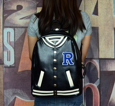 High quality pu student Harajuku backpacks leisure Computer Travelling Japanese bags pu preppy backpack JK uniform garment bags(China (Mainland))