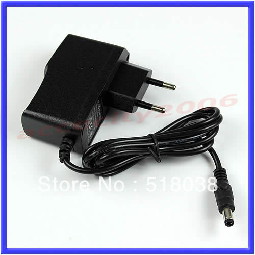 Free Shipping New AC 100 240V to DC 5V 1A Switching Power Supply Converter Adapter EU