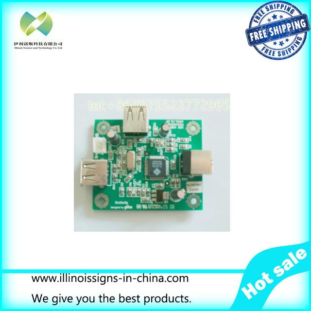 Infiniti USB HUB board printer parts PBC main Board(China (Mainland))