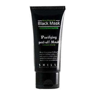 shills deep cleansing black mask купить