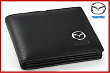FOR Mazda 2  3 5 Mazda 6 mazda cx 5 323 626  Genuine Leather Driving License Bag/Driver's license leather  wallet  car styling(China (Mainland))