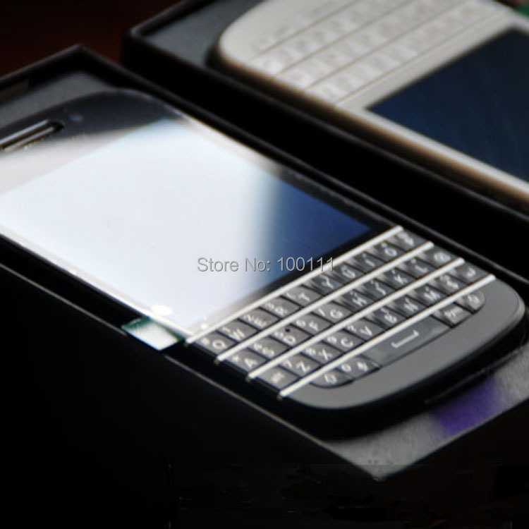 "Q10 Original Blackberry Q10 Cell Phone unlocked 3.1"" Dual Core 8MP 2GB+16GB Refurbished Qwerty phone/ Free DHL-EMS shipping(Hong Kong)"