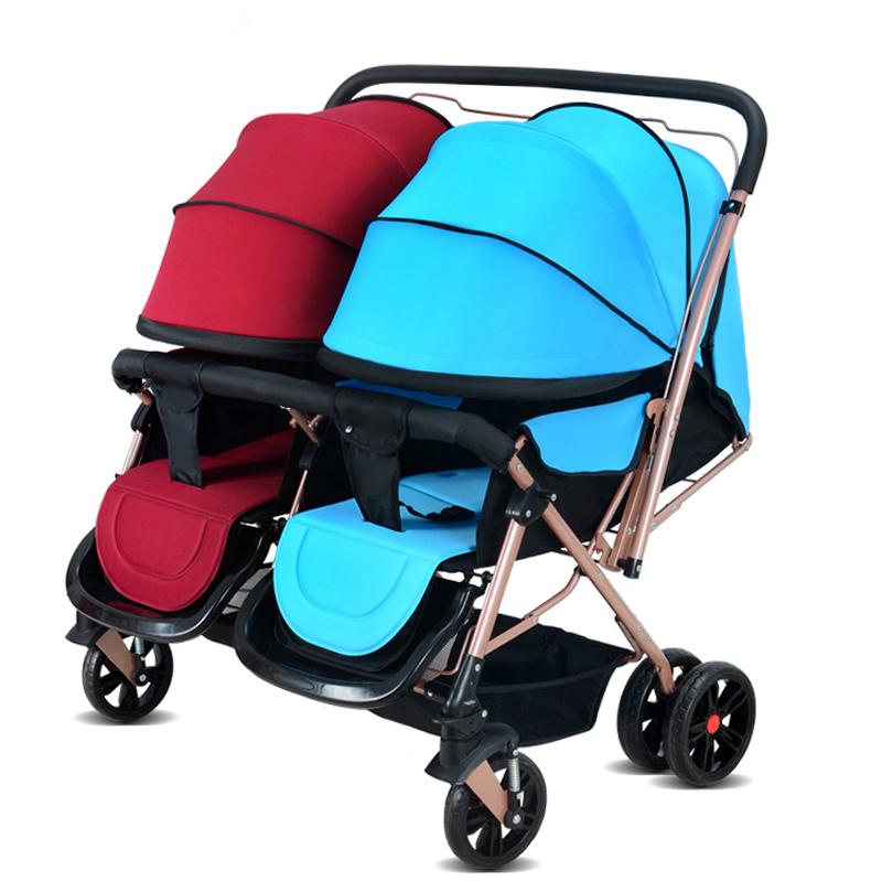 Online Get Cheap Cheap Double Stroller Aliexpress Com