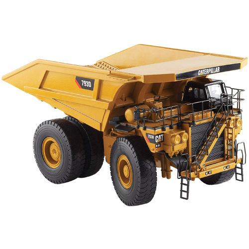 1/50 DieCast NORSCOT Caterpillar CAT 793D Off Highway Mining Truck Construction toy(China (Mainland))
