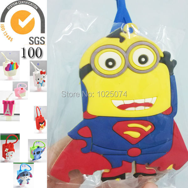 Super Minions Wholesale Portable Antiseptic Bath Body Works Holder Pocketbac Holder BBW Silicone Hand Sanitizer Holder 29ml/30ml(China (Mainland))