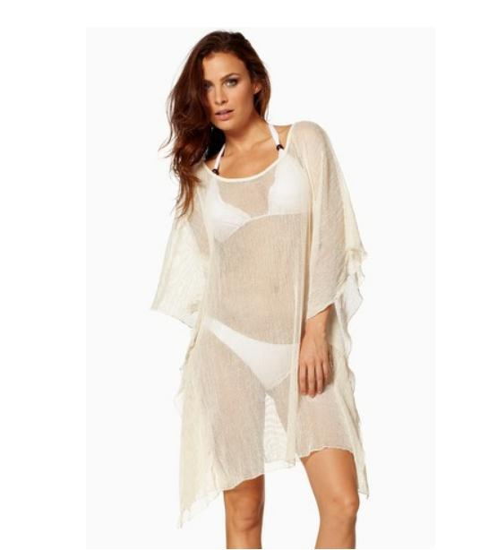 European American new sexy summer vacation by the sea beach outside smock dress bat sleeve dress Hollow Out Long Sleeve Cover-up(China (Mainland))