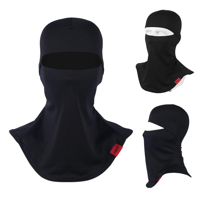 Qinglonglin Outdoor Cycling Balaclava Summer Breathable Motorcycle Helmet Liner Cap Windproof UV Protect Skull Full Face Mask(China (Mainland))