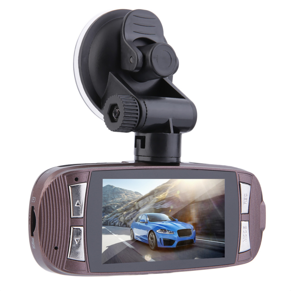 "2.7"" Car HD DVR Video Recorder Camera H200/NOT G1W/1080P Vehicle Traveling Data Recorder G-Sensor Motion Detection Night Vision(China (Mainland))"