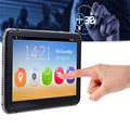 Newest 7 inch Car GPS Navigation Android 4 4 2 MTK8127 WIFI FM Bluetooth HD 1080P