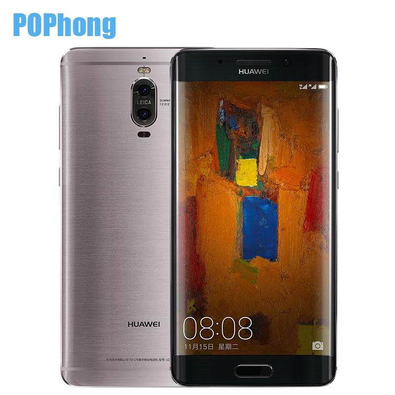 Original Huawei Mate 9 Pro 5.5 inch 2K Screen Mobile Phone Dual SIM Android 7.0 Kirin 960 Octa Core 4GB 64G LTE Infrared(China (Mainland))