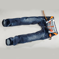 HOT selling Top designer famous brand upscale cotton men jeans pants European and American style jeans