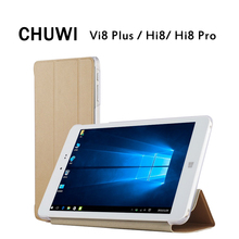 High quality Original pu Leather Case for 8 Inch Chuwi vi8 plus hi8 pro Tablet PC For CHUWI Hi8 pro vi8 plus Special case(China (Mainland))