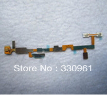 3pcs Volume Button Key + Microphone Connector Flex Cable For LG BL40 Chocolate Free shipping with tracking number(China (Mainland))