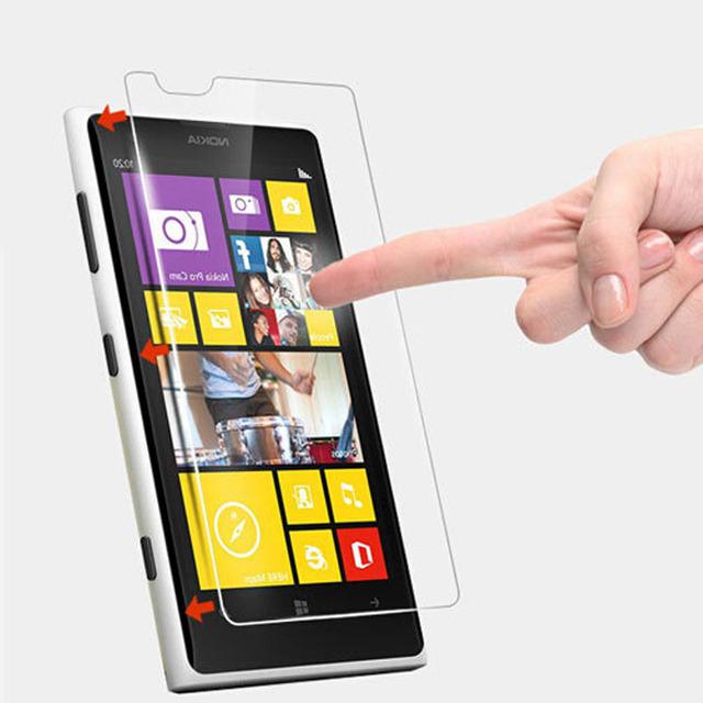 Закаленное стекло протектор для Nokia Lumia 520 530 535 540 630 640 730 820 830 920 930 435 XL 1020 1320 1520 X 1045 9 H 2.5D