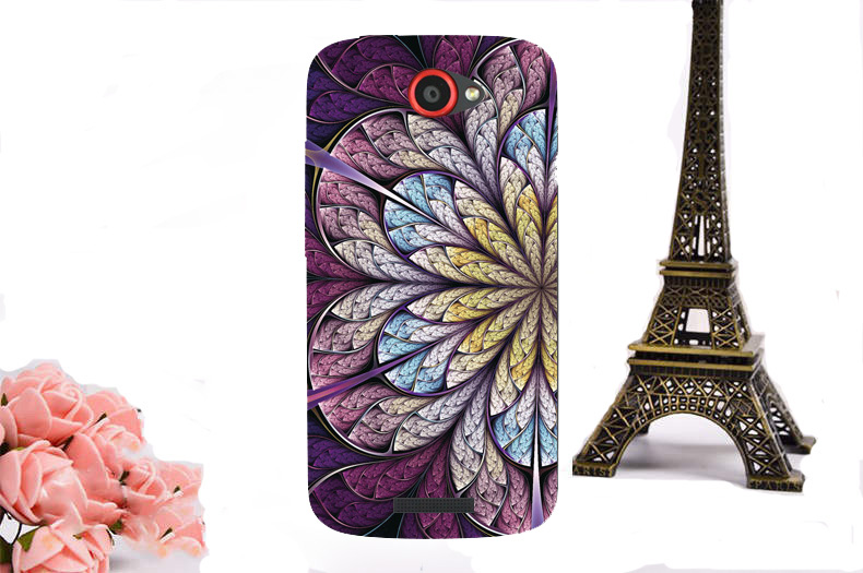 20 Pattern Case For HTC One S Z520E Z560E Colorful Printing Drawing Plastic Hard Cover For HTC One S Z520E Z560E Phone Case