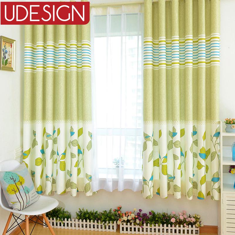 Modelo prefabricado r stica cortinas cortas para sala de for Cortinas cortas