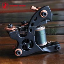 New Arrival , JOHNNY IRONS Tattoo Machines , Cast Iron - MJ08 Shader , Professional Tattoo Gun , Free Shipping(China (Mainland))