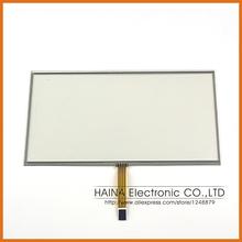 359*209 mm 15,6 zoll laptop touchscreen-panel, 5 draht resistiven touchscreen digitizer usb, usb industriellen touchscreen 15,6(China (Mainland))