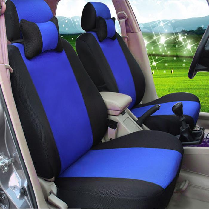 Чехлы на сидения в машине