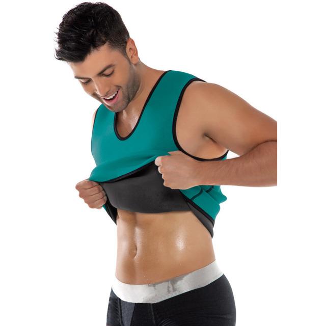 Мужчины потеря веса корсет пластика для похудения спандекс талии Cдюймer талии подготовки ...