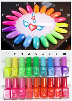 1 шт. серии 20 цвета 7 мл люминесцентная неон световой гель лак для ногтей для светящиеся в темноте ногтей лаком ногтей эмаль