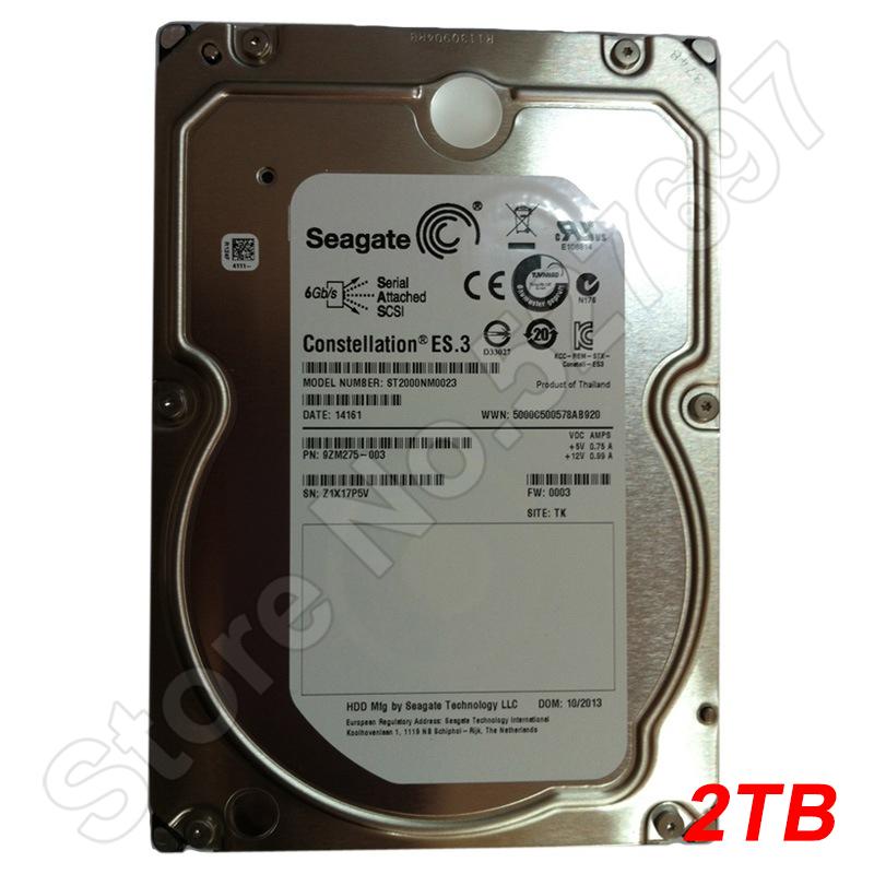 Seagate SAS Internal Enterprise Hard Drive Desktop Hard Drive 1TB HDD 7200rpm 128MB Desktop Hard Drive RAID For Server Computer<br>