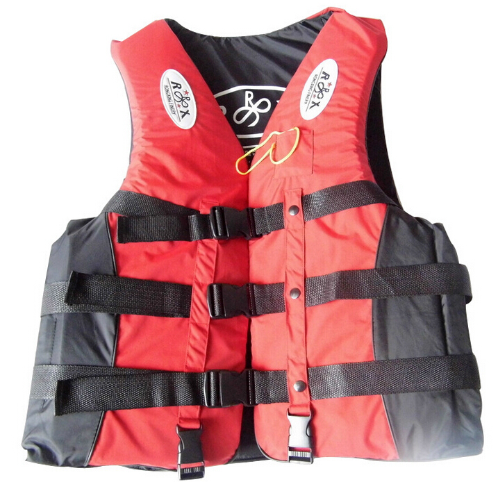 s-xxl life vest life jacket for adult child safety fishing cloth outdoor water survival equipment in swimwear fly fishing vest(China (Mainland))
