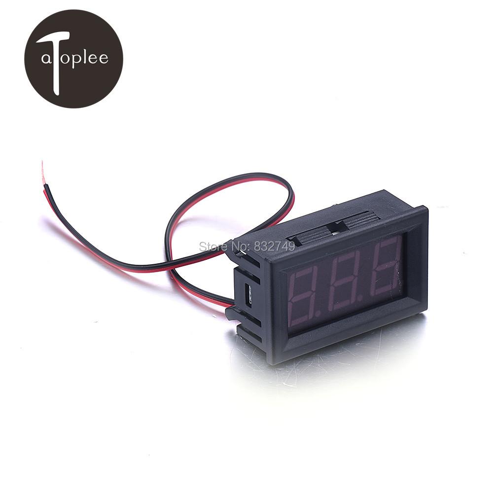 1 PCS LED Digital AC 500V Voltage Meter Power Panel Meter Monitor Power Energy Voltmeter Ammeter Watt Meter Voltage Tools(China (Mainland))