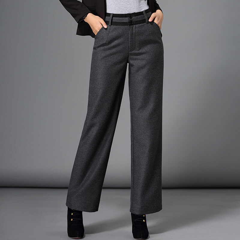 Elegant Women39s Cuffed Jogger Pants  Groupon Goods