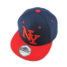 2016 New Cayler Sons Children NY Letter Baseball Cap Kid Boys And Girls Bones Snapback Hip Hop Fashion Flat Hat Baby Casquette(China (Mainland))