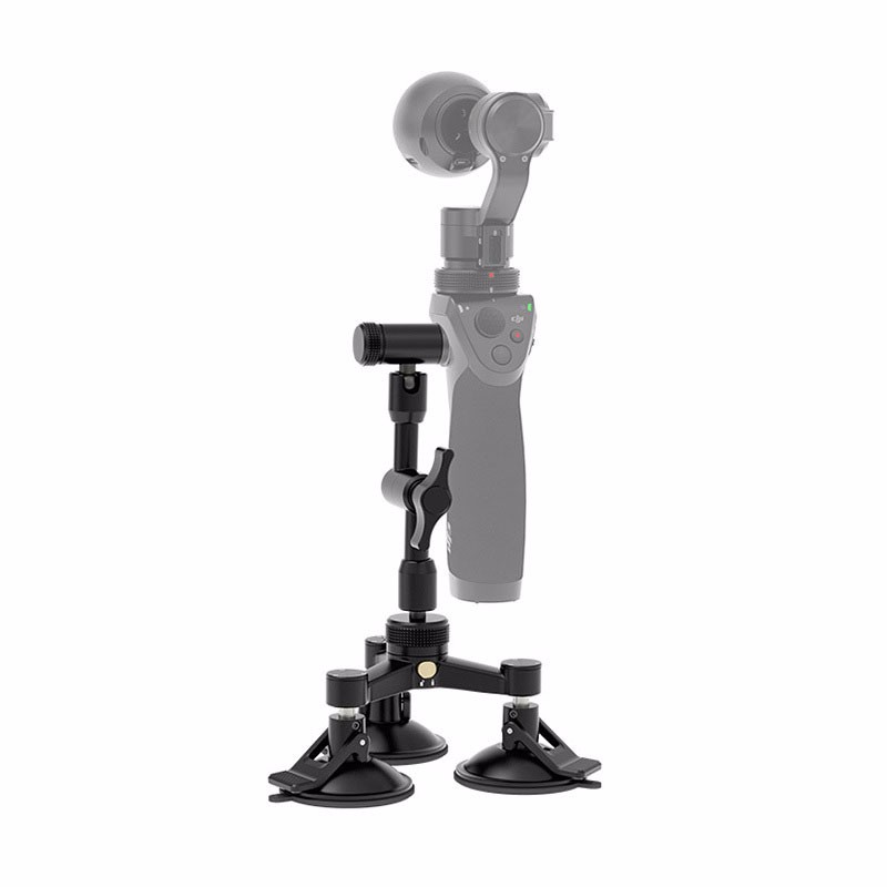 2016Hot Original DJI OSMO Car Mount for Osmo Handheld 4K camera and 3-Axis Gimbal Newly Coming Camera Accessories