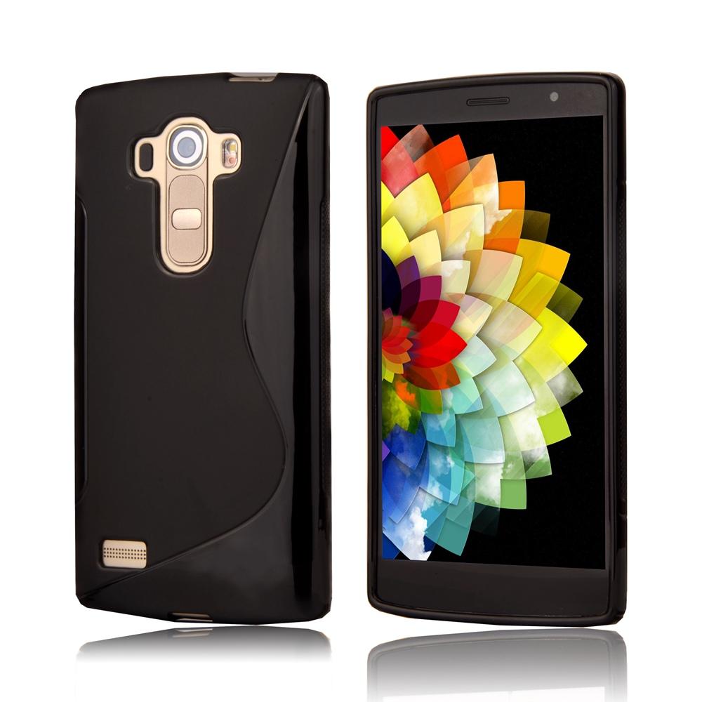 Гаджет  G3 D855 S LINE Anti Skiding Gel TPU Slim Soft Case Back Cover for LG G3 D855 D850 Mobile Phone Rubber silicone Bags Cases None Телефоны и Телекоммуникации