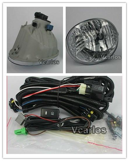 Free shipping 55W 12V H11 high quality halogen fog lights TOYOTA PASSO 2008~ON + Fog Lamp for TOYOTA NOAH 2008(China (Mainland))
