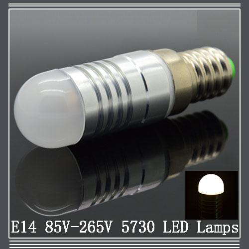 1X LED light chandelier 220v 110v E14 3W 5W LED Small Mini Bulb Lights Indicator Lamp For Fridge Refrigerator Freezer Chandelier(China (Mainland))