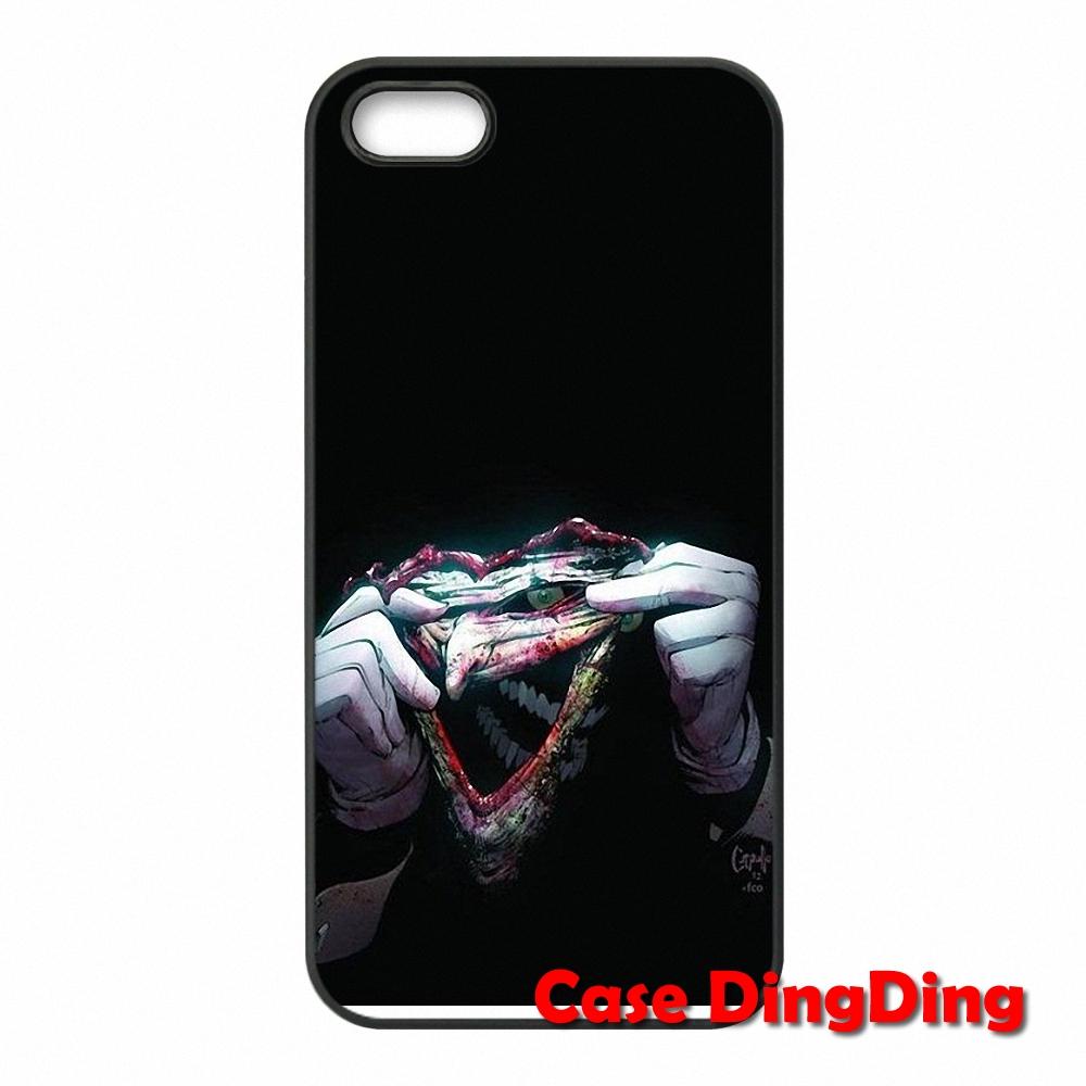 mobile phone The Joker Batman Dark Knight For LG G2 G3 Mini G4 G5 Google Nexus 4 5 6 E975 L5II L7II L70 L90 Stylus L65 K10(China (Mainland))