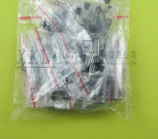 78L05 TL431A 2N4401 2N4403 2N5401 2N5551 2N3904 2N3906 TO-92 10pcs for one item 80pcs total TO-92 Transistor kit(China (Mainland))