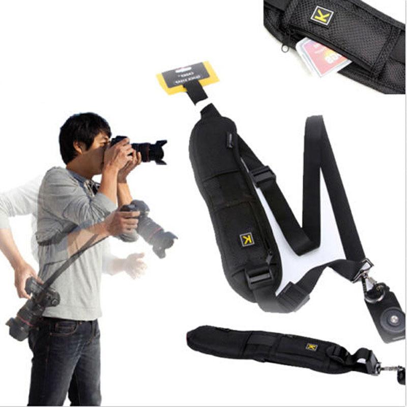 Quick Rapid Camera Shoulder Neck Strap Belt Sling Sponge Pad For Camera SLR DSLR(China (Mainland))
