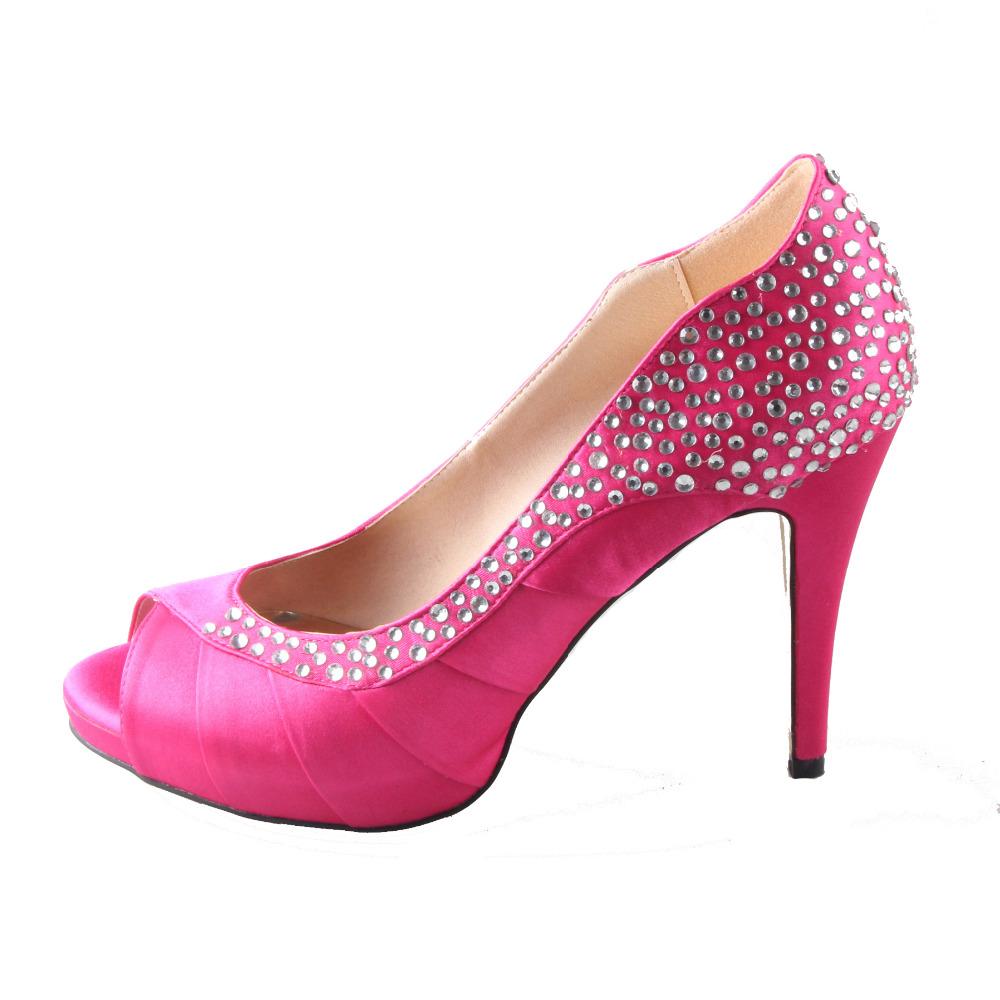 Cute Hot Pink Heels
