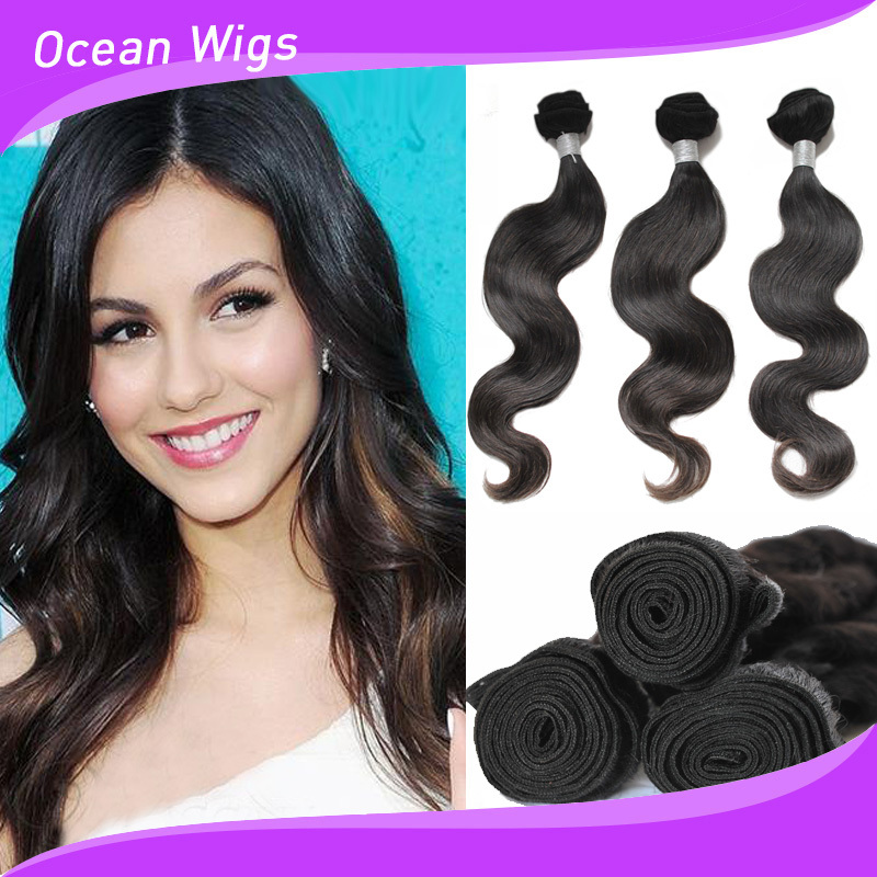 Crochet Hair Body Wave : Body Wave Remy Hair Net Weave Extension Hair Style LONG HAIRSTYLES