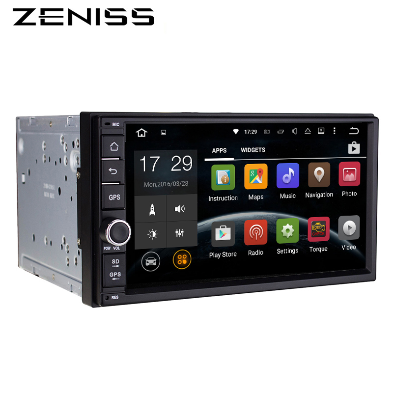 Free shipping Android 7'' Double 2Din Car Radio GPS Universal without dvd car Audio 2 din 7 inch car Stereo auto Radio Navigator(China (Mainland))