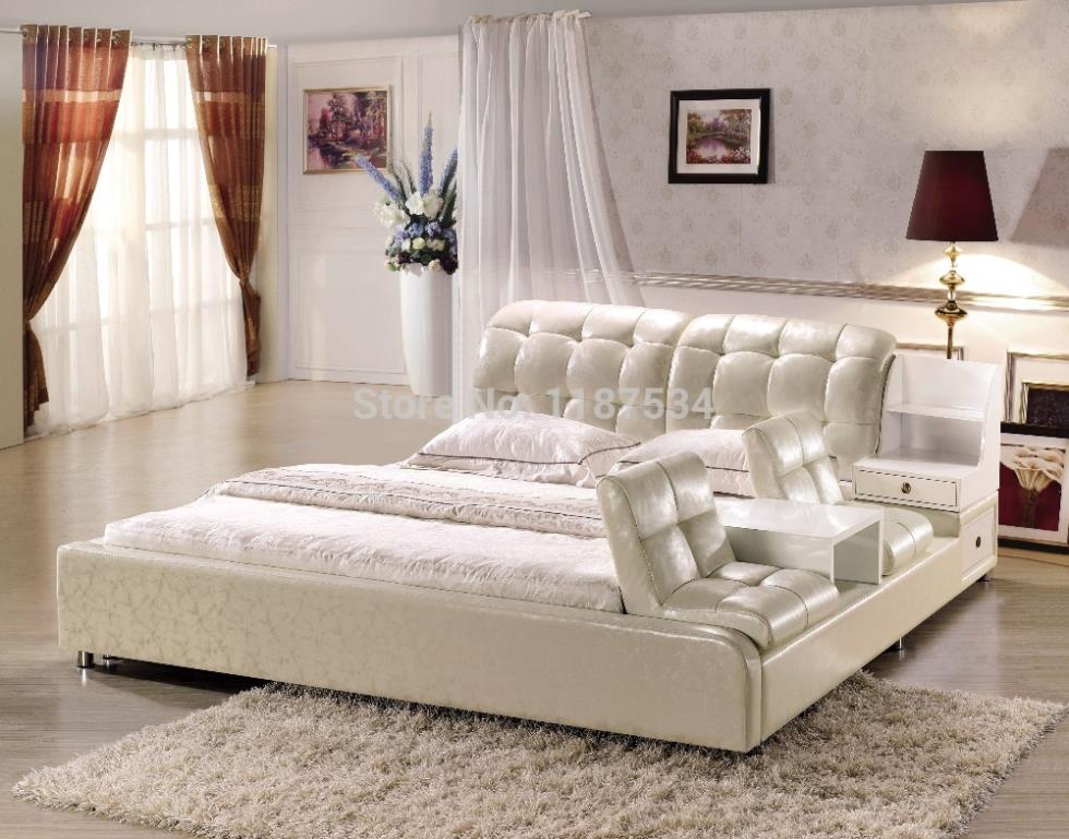 a8812b modern high quality hot sale bedroom furniture king size