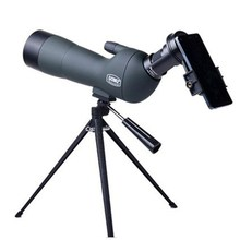 20-60x60 Monocular Zoom Professional Astronomical Telescope Mirror Binoculars Spotting Scopes For Birdwatching With Tripod BK7(China (Mainland))