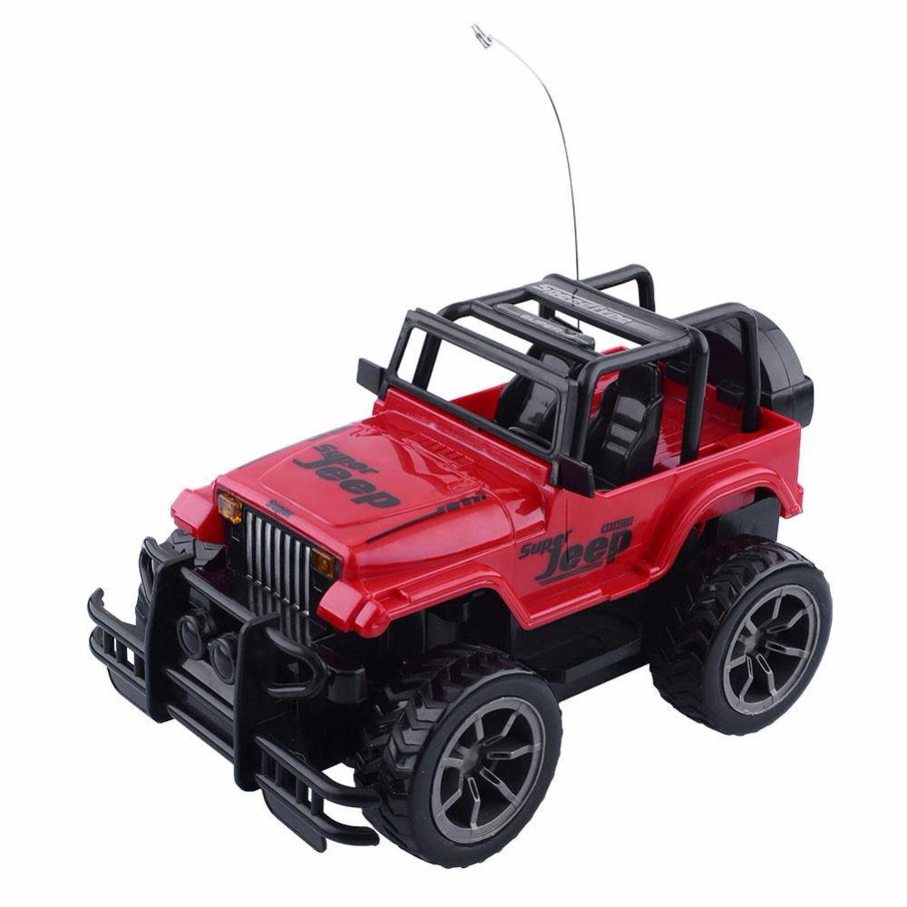 Peradix Children 1:24 Scale Speed Radio Remote Control Model RC Car Buggy Toy Gift RC Jeep(China (Mainland))