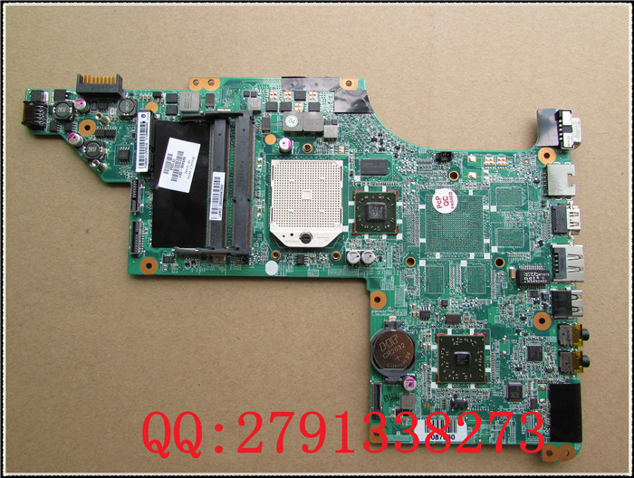 for hp motherboard DV7-4000 605496-001 laptop mainboard DA0LXMB6D0 fully test and 100% working(China (Mainland))