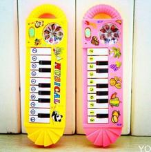 1Pcs x New Useful Popular 0-7age Baby Kid Piano Music Developmental Cute Toy(China (Mainland))