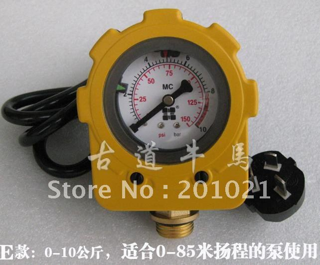 Automatic Photoelectric sensor switch MODEL E for water pump relay, contactor, triggers(Hong Kong)